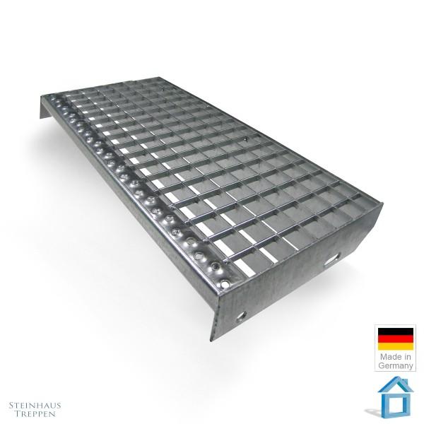Stufenbelag ST1 Stahlgitter 31 x 31 Masche