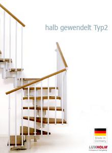 mittelholm 1-2 gewendelt geschosstreppe